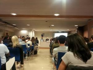 """Conferencia sobre """"Autosuperación en el deporte"""" en el COPC"""