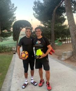 Jordi Mboula, jugador del AS Mónaco