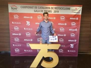 Martí Puig - 3 clasificado campeonato Catalunya Enduradas