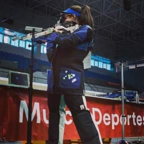 Nuria Bardasco - 3a campeonato de España de Tiro Olímpico