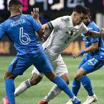 Aburrido empate entre México y Honduras