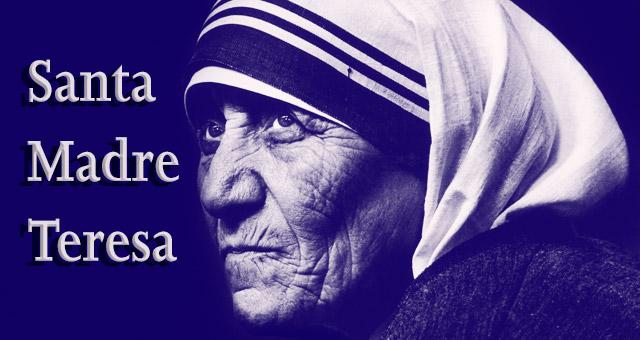 Tenemos Santa Madre Teresa De Calcuta Deporte Y Vida
