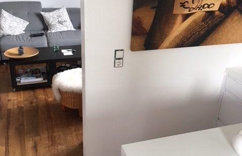 Modern Trifft Auf Rustikal Holzboden In Der Kuche Schagerl Sagt