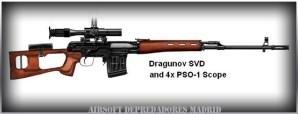 SVD Dragunov