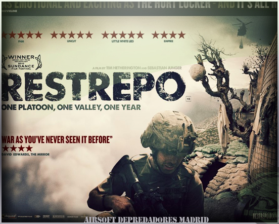 restrepo documental