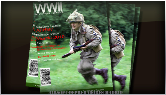 WWII Revista Digital Reenacement