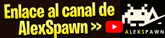 Enlace al canal de AlexSpawn