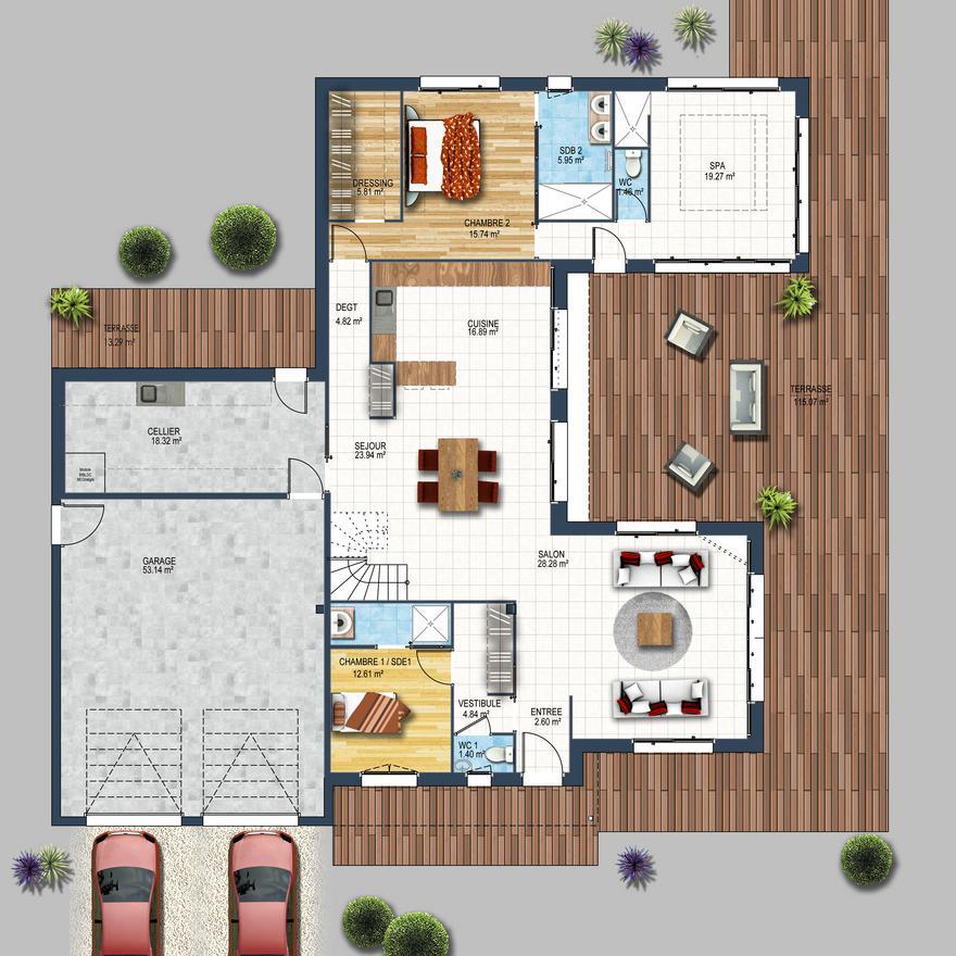 maison depreux construction