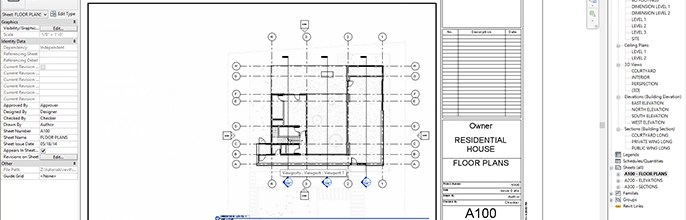 Revit Creating Sheets