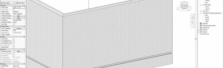 Revit Wall Assemblies