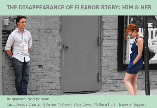 the disappearance of Eleanor Rigby