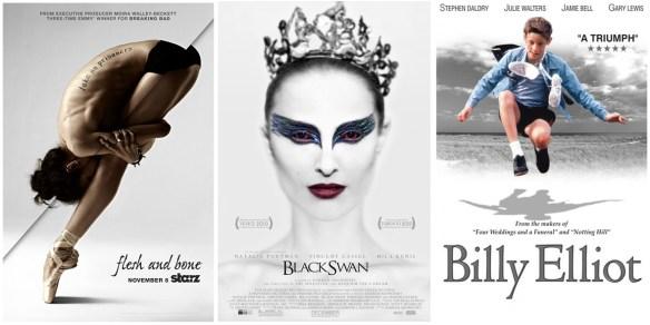 Ballet in films!