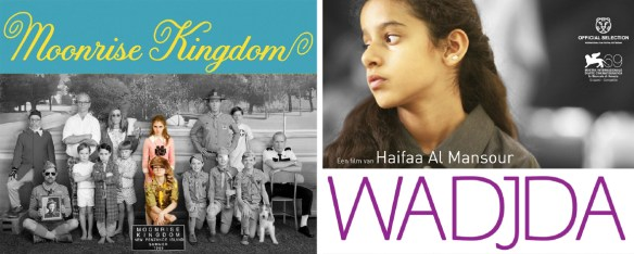 Onze TV TIPS Moonrise Kingdom en Wadjda