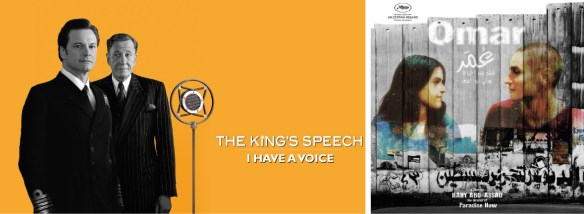 The King's Speech en Omar