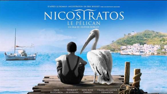 Nicostratos, Le pelican