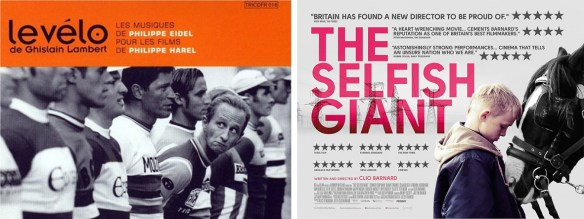 Le Vélo de Ghislain Lambert en The Selfish Giant