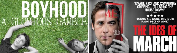 Boyhood en The Ides of March