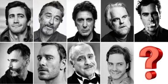 Tien beste acteurs