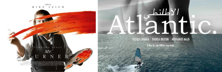 Mr. Turner en Atlantic.