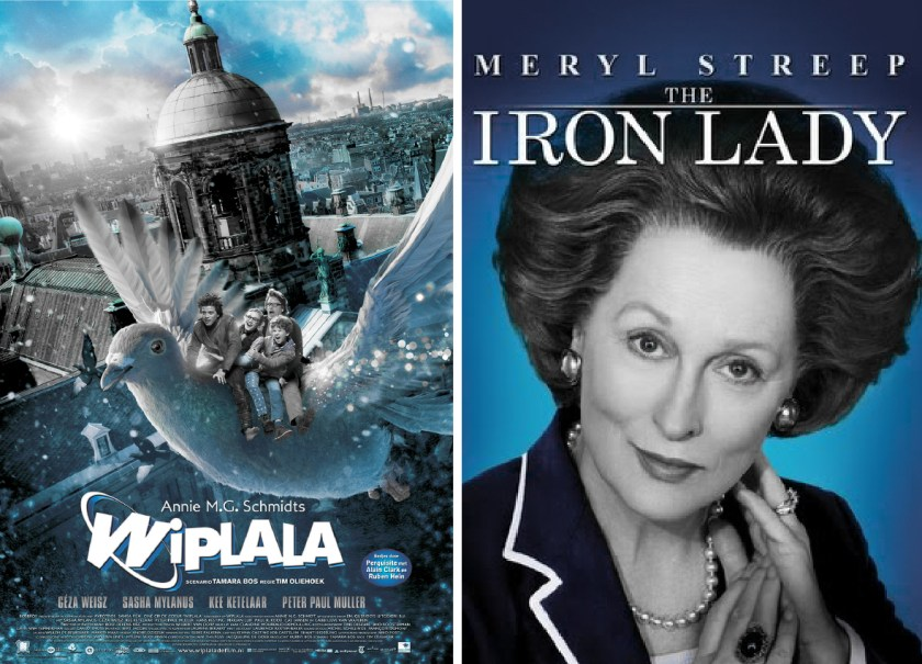 Wiplala en The Iron Lady