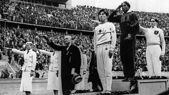 recensie Olympic Pride - American Prejudice