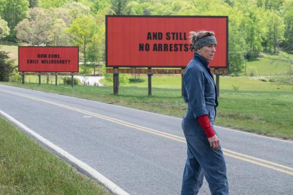recensie Three Billboards Outside Ebbing, Missouri
