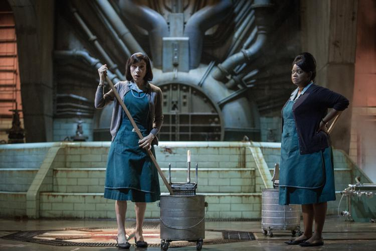 recensie The Shape of Water