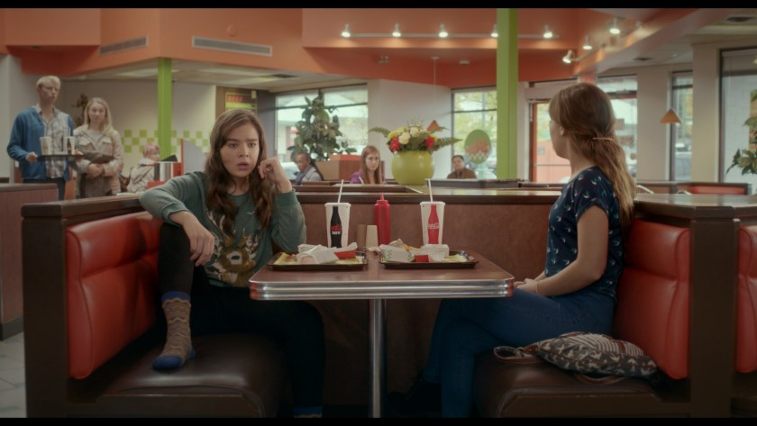 recensie The Edge of Seventeen