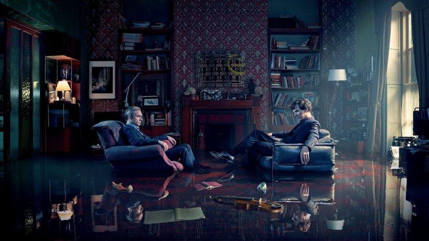 recensie Sherlock