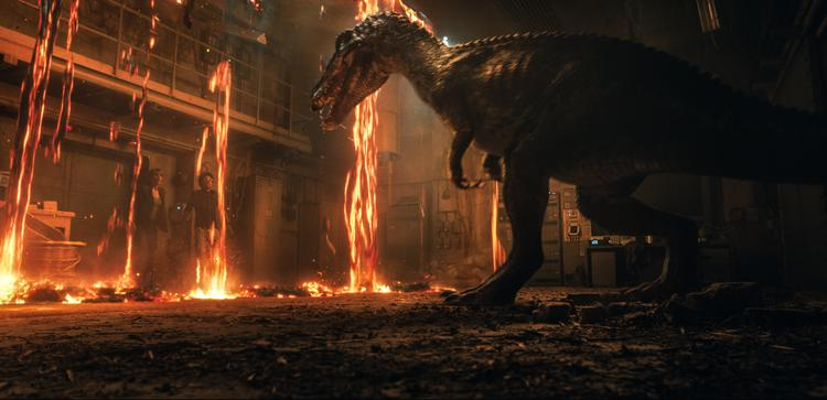 recensie Jurassic World: Fallen Kingdom