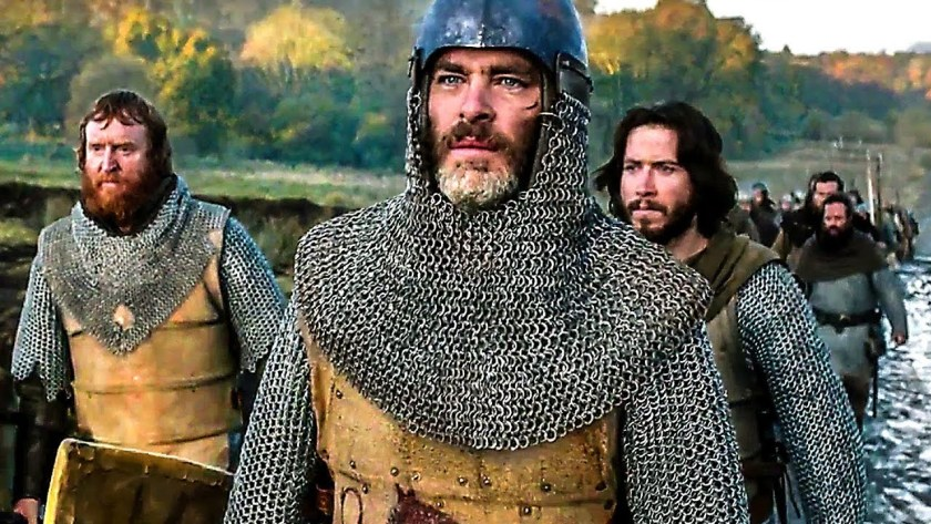 recensie Outlaw King