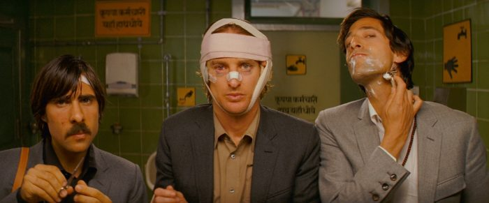 recensie The Darjeeling Limited