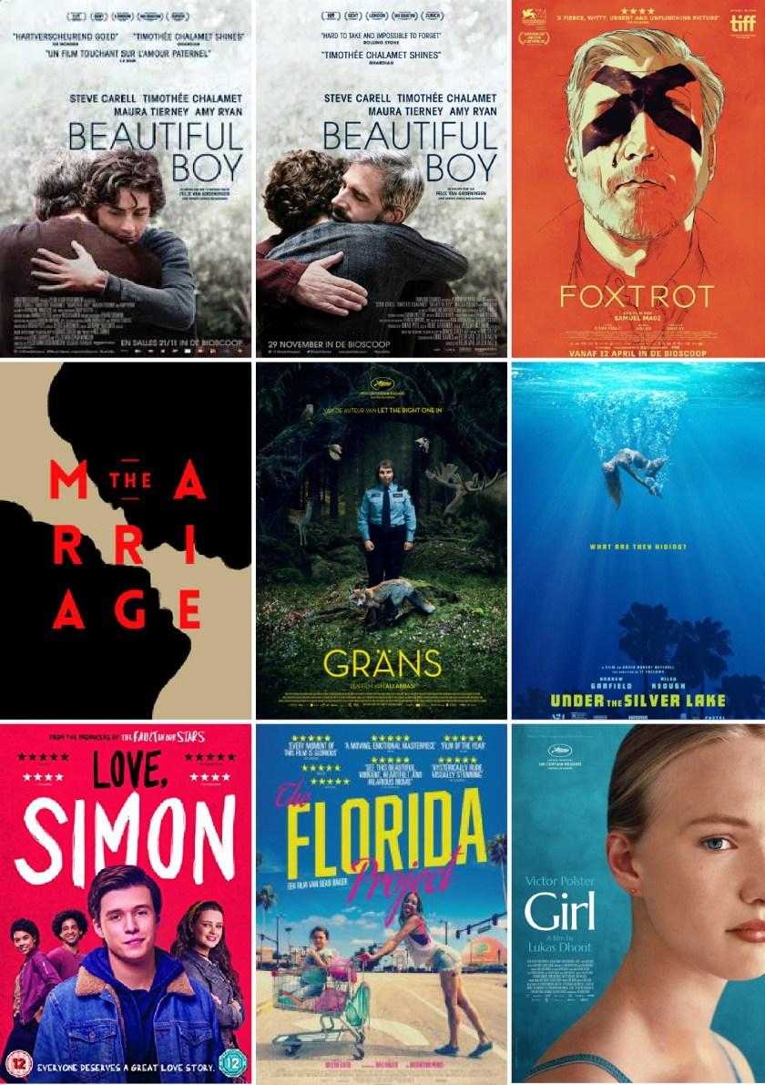 filmposters van 2018