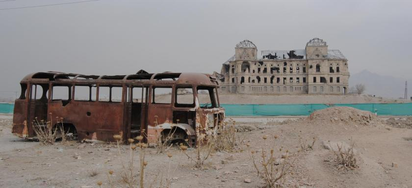 recensie Kabul, City in the Wind