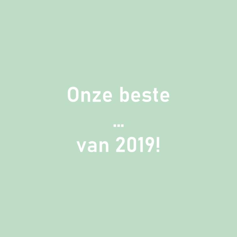beste van 2019