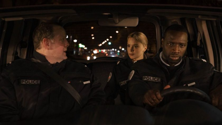 recensie Police