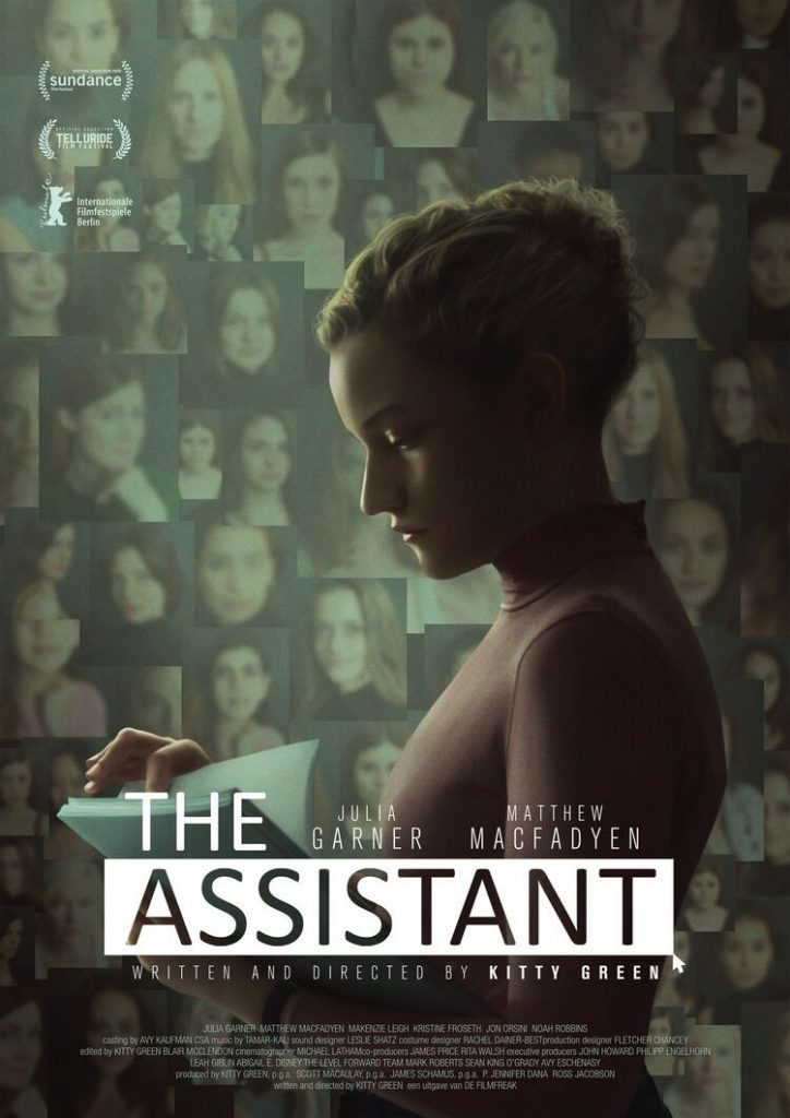 poster The Assistant