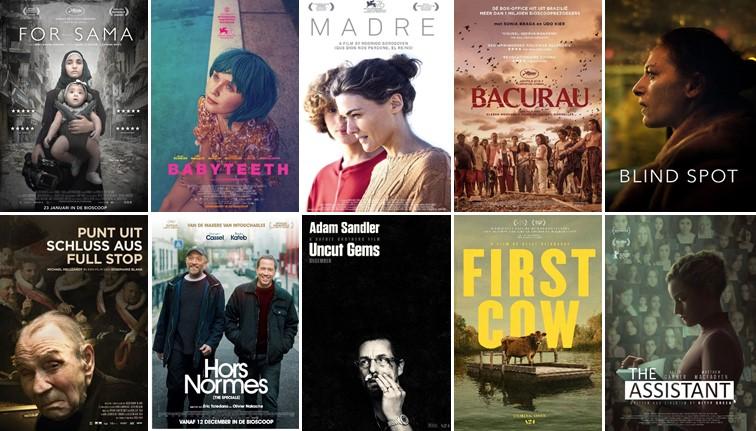 beste films van 2020