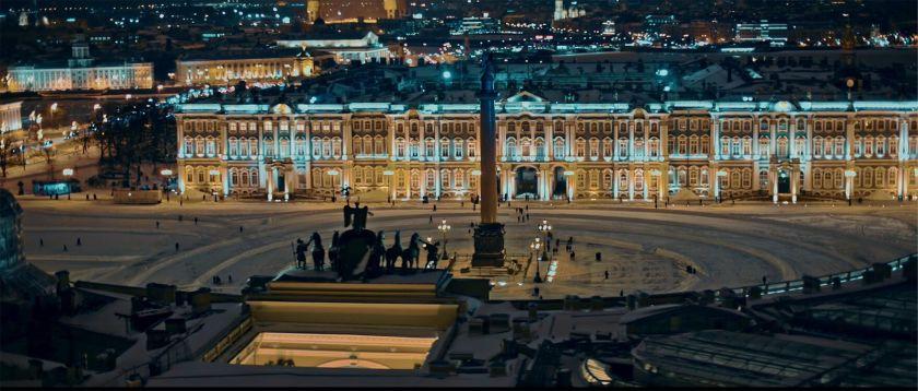 recensie Hermitage: The Power of Art