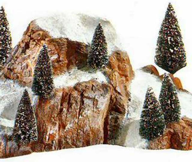 Mountain Medium For Pricing Ect On All Items Click On Www Deptretirees Com Then Click On The Village General Vil Accessories