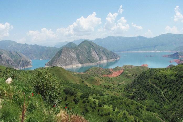 Lake Iskander-Kul, Tajikistan