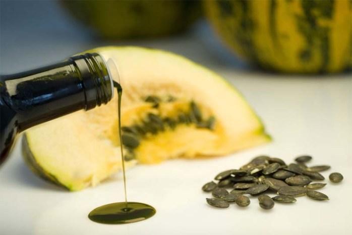 Pumpkin-oil