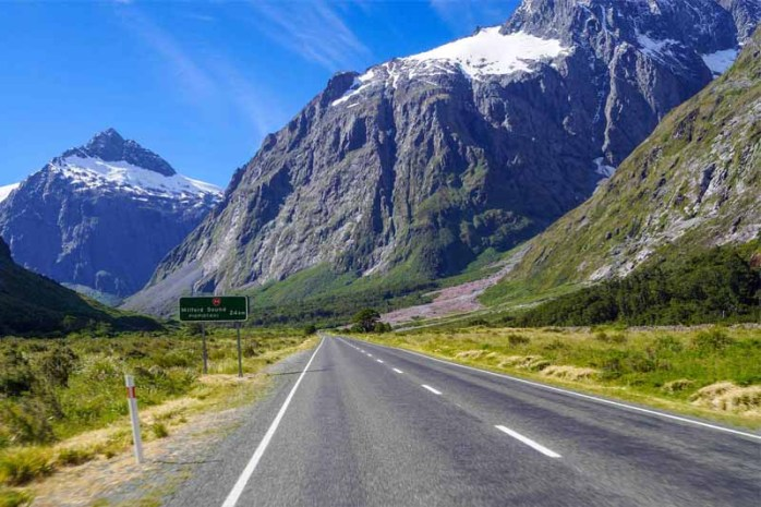 the-milford-road