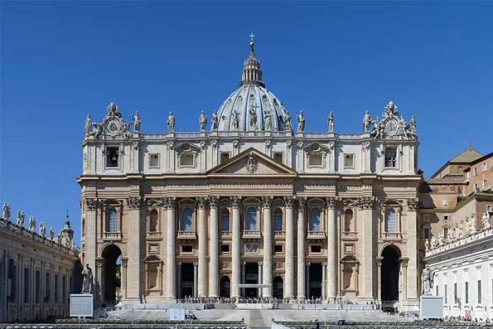 st peter's-basilica-vatican-city