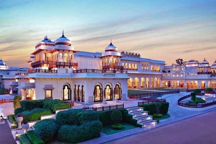 The Rambagh Palace, Jaipur