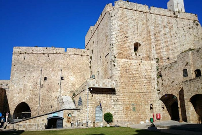 acre-crusader-castle