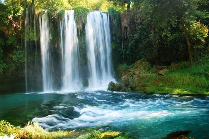 duden-waterfall-beautiful-places-in-turkey