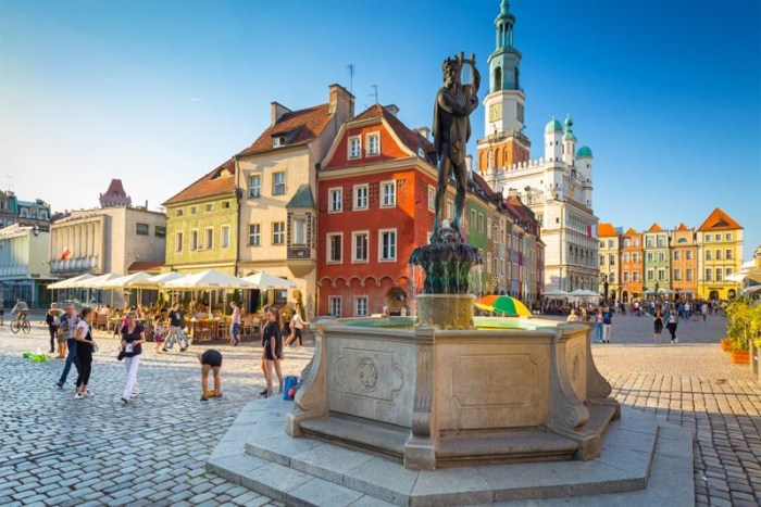 poland-most-visited-countries