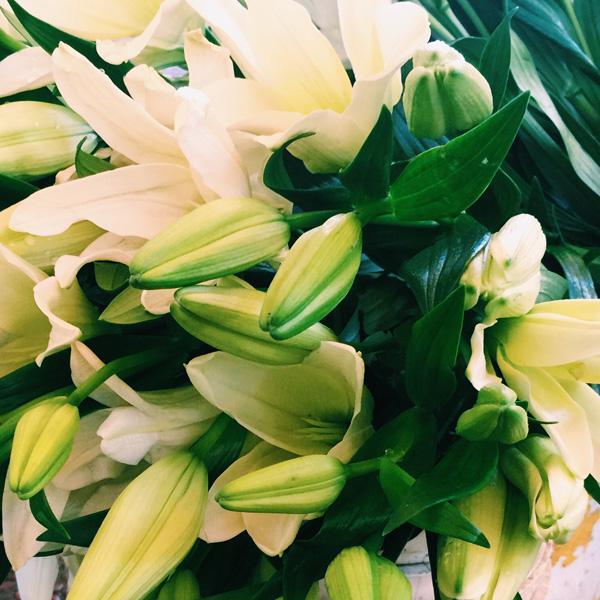 Decorar con flores a granel - Depto51 Blog