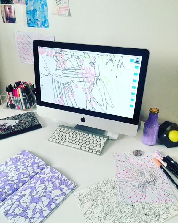 Mi escritorio camila le n depto51 blog for Fondo de pantalla que cambia segun la hora del dia